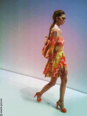 Link to Paris fashion week: Carven
