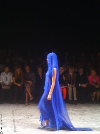 Link to Paris fashion week: Haider Ackermann