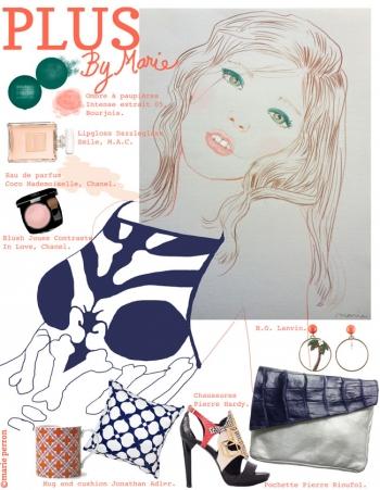 Link to Un rien t'habille March 12