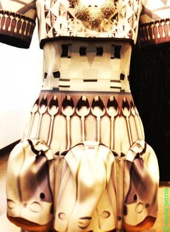 Link to Paris: Spoon dress