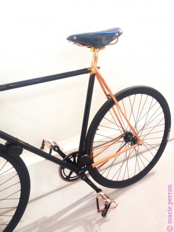 Link to Brass bike