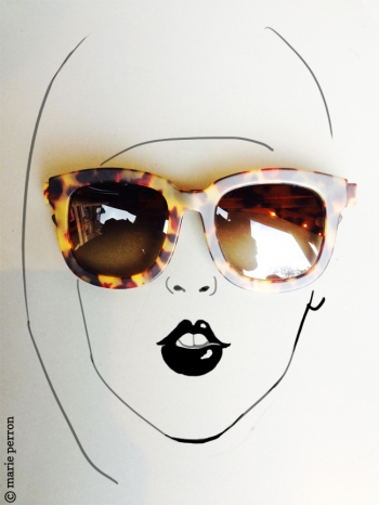 Link to Los Angeles: Sunny glasses