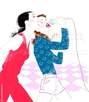 Link to Sing sing sing
