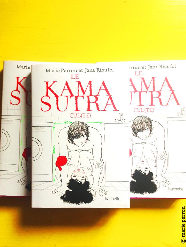 Photo Kamasutra cul(te) Hachette copie