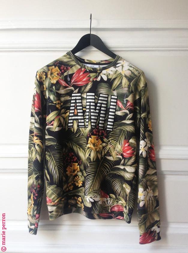 sweatshirt ami copie