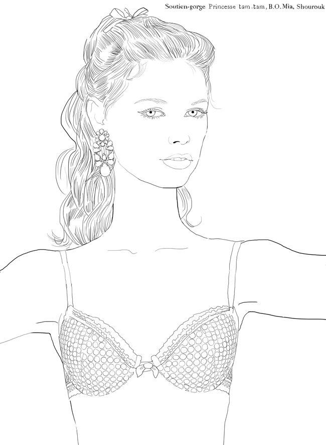 fashion coloriage tam tam net