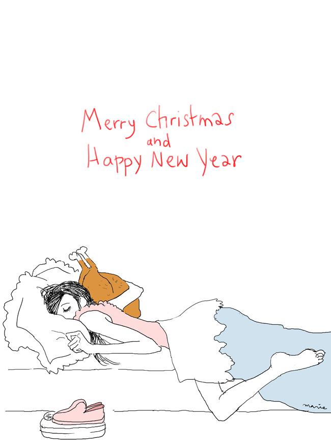 Joyeux Noel et bonne annee