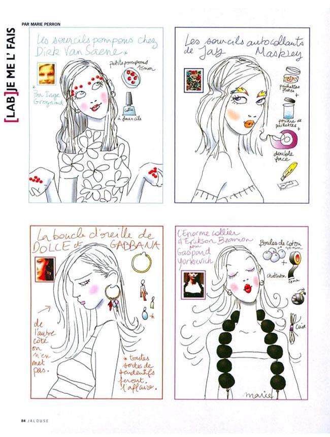 jalouse numero 24 1999 by marie perron